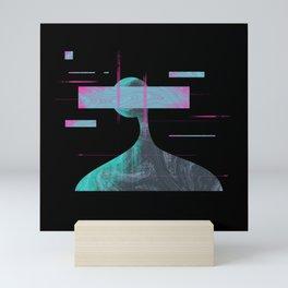 Secrecy Mini Art Print