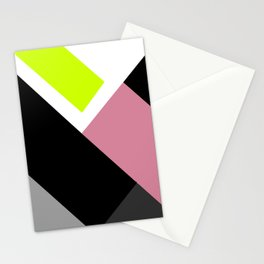 Imperfect Geometry Stationery Cards