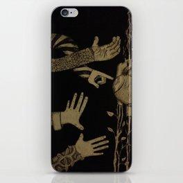 Brillas iPhone Skin