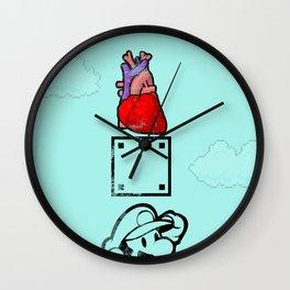 the hypocrisy of dann matthews #7. Wall Clock