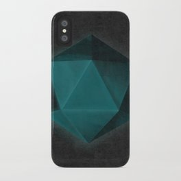 spatial geometry iPhone Case