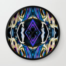 131 - Glass Design Wall Clock