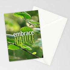 Embrace Nature Stationery Cards