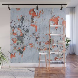 Peeling paint Textures 20 Wall Mural