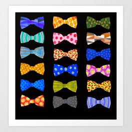 dapper dad ... Art Print