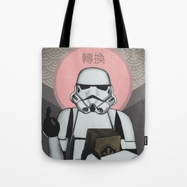 Empire - Convert - Star Wars, Stormtrooper Tote Bag