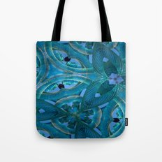 Glass Cogs In The Old Clock Tote Bag