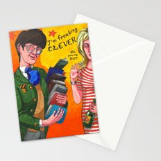 Internal Dialogue Stationery Cards