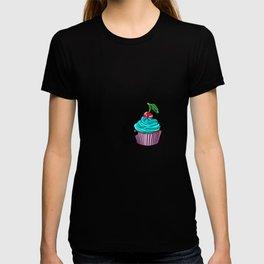 Panda Cupcake T-shirt