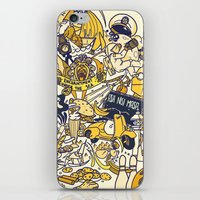 movies iPhone & iPod Skins featuring Movies Explosion by zaMp