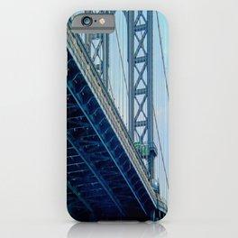 Manhattan Bridge - NYC iPhone Case