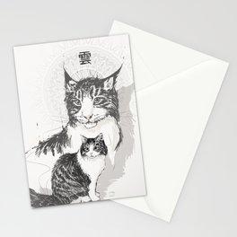 雲 Stationery Cards