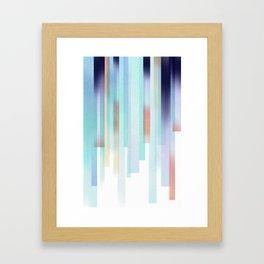Rain Showers Framed Art Print