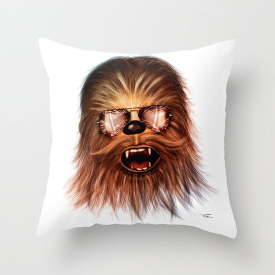 STAR WARS CHEWBACCA Throw Pillow