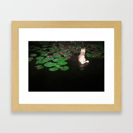 This is Not What You Think it Is Framed Art Print