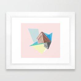 Architectuart #4 Framed Art Print