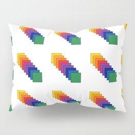 Rainbow Rays I Pillow Sham