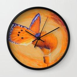 Sweet Wonder   Douce Merveille Wall Clock