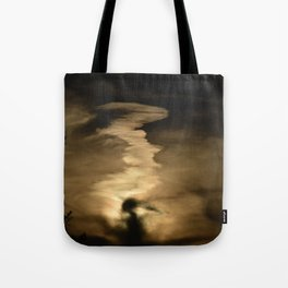 Cloudworld Tote Bag