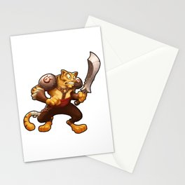 Battle Cat Stationery Cards
