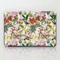 botanical iPad Cases featuring Botanical by Bambouchic