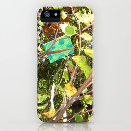 I Try to be Renè Magrite: Take 1 iPhone Case