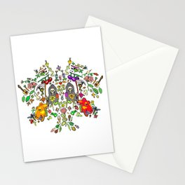 Mirror Spring & Reapers Stationery Cards