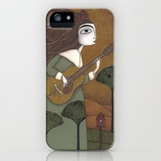 The Guitar Player Slim Case iPhone (5, 5s)