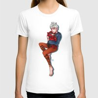 merida T-shirts featuring Merida Raccon by Kiome-Yasha