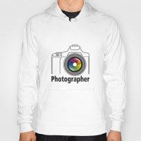 community Hoodies featuring Photographer Community by Jatmika jati