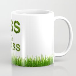 Ass to Grass Coffee Mug
