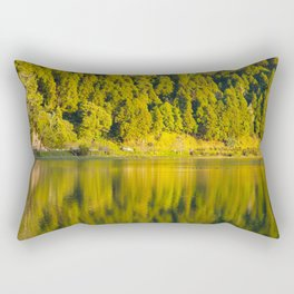 Furnas lake Rectangular Pillow
