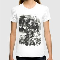 aragorn T-shirts featuring Aragorn by Juan Pablo Cortes