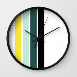 Sundays Wall Clock