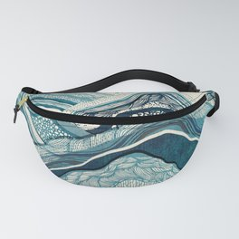 Blue Mountain Hike Fanny Pack