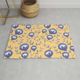 Morning Blossoms Rug