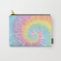 Pastel Tie Dye Carry-All Pouch