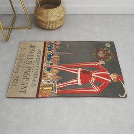 Vintage poster - Antwerp Rug