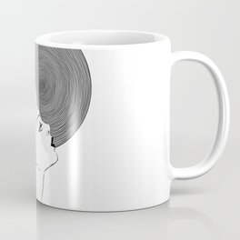 In the hole Coffee Mug