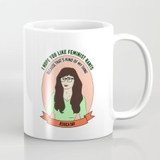 Jessica Day / New Girl Print Mug