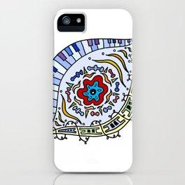 Pop Eye (Red) iPhone Case