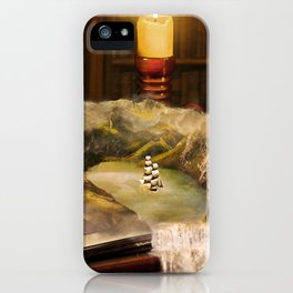 The Long Journey iPhone Case