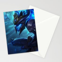 Championship Kalista League of Legends Stationery Cards