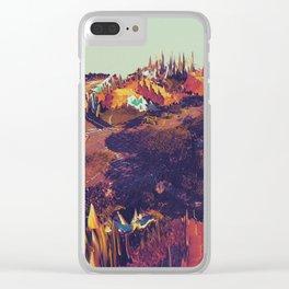 SBRBÏA Clear iPhone Case