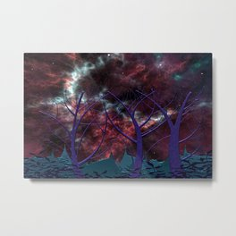 The Other Side of the Milky Way Metal Print