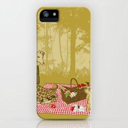 My sandwich iPhone Case