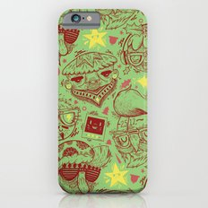 Have a Hipster Christmas! iPhone 6s Slim Case