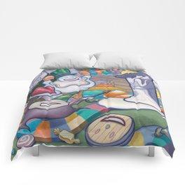 2's My Favorite 1 Comforters