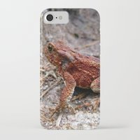 frog iPhone & iPod Cases featuring frog. by zenitt