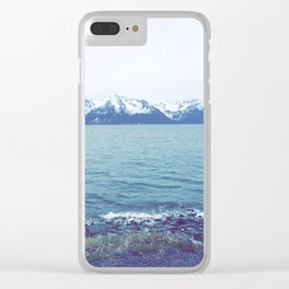 Oceanside Clear iPhone Case